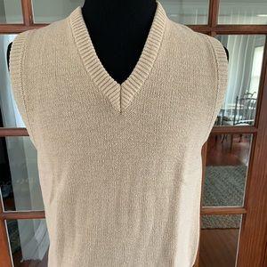 Vintage 1990's H-S-H Sweater Vest